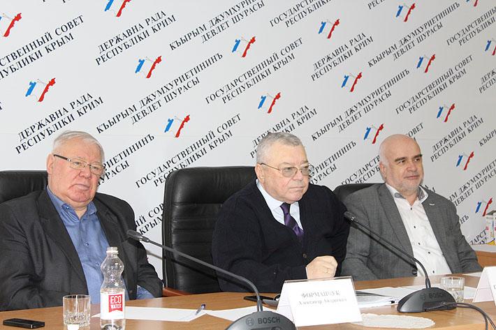 Члены Общественной палаты Крыма отправятся в регионы для формирования корпуса общественных наблюдателей